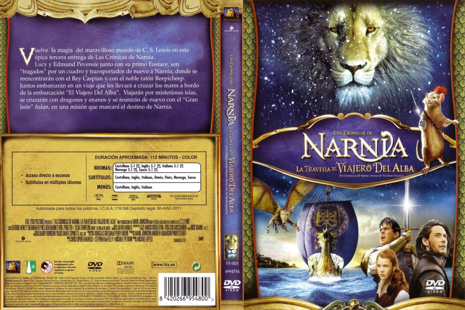 the chronicles of narnia essay