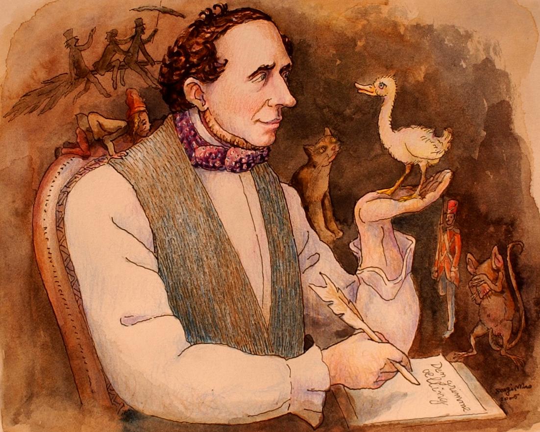 El Baño Cuento Infantil:Librería el Kiosko: Hans Christian Andersen