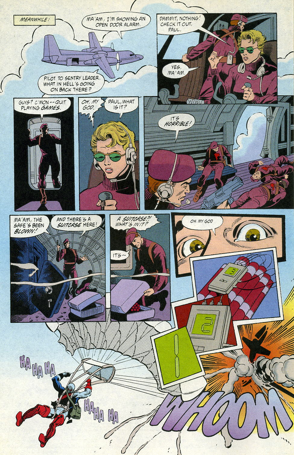 Deathstroke (1991) Issue #2 #7 - English 12