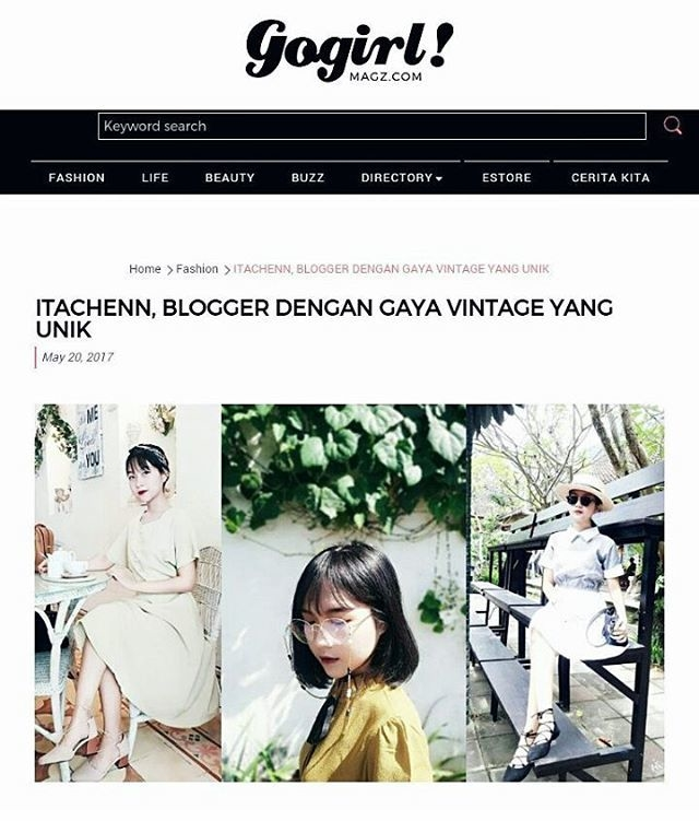 Featured Article On Gogirl Magz