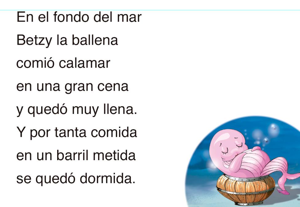 INFANTIL de GRACIA: CUENTO:LA BALLENA ELENA