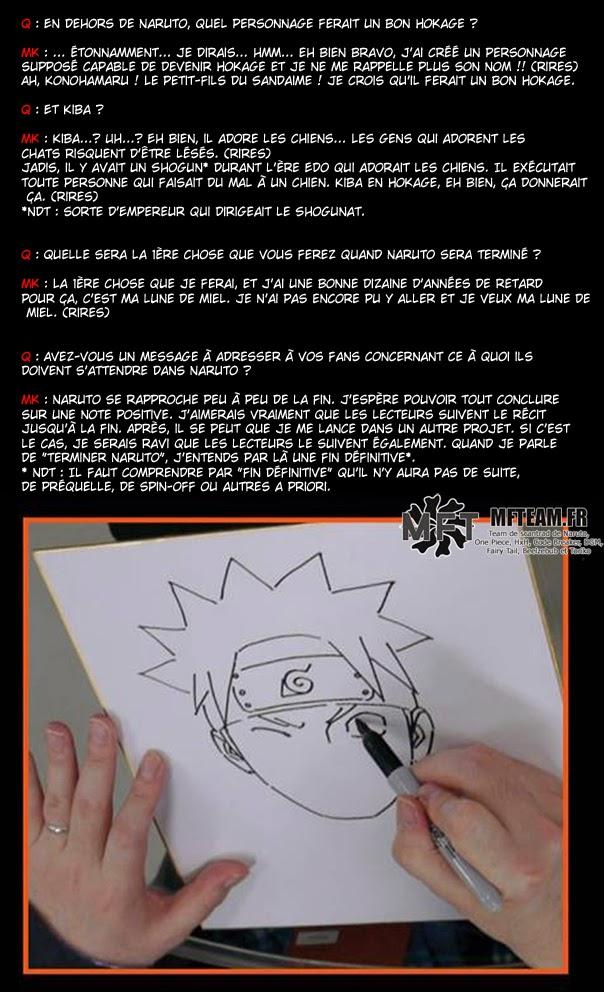 Naruto, Masashi Kishimoto, Actu Manga, Manga, Shueisha, Shonen Jump US,