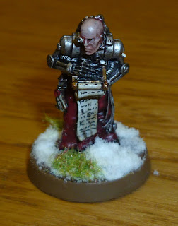 Games Workshop Inquisitor Henchman