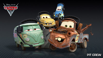 Cars 2, Pixar, Talk Hot Rods, Pittsburgh