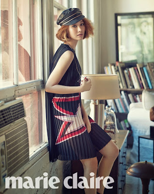 Go Joon Hee - Marie Claire Magazine April Issue 2015