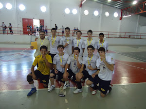 CAMPEO ESTADUAL ESCOLAR 2012