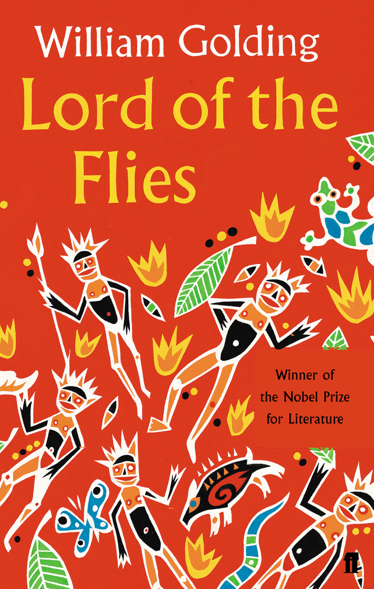 an analysis of beelzebub in lord of the flies by william golding Ralph wept for the end of innocence, the darkness of man's heart, and the fall through the air of the true, wise friend called piggy william golding, lord of the flies.