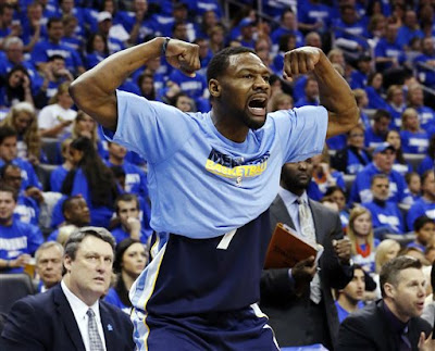 Tony Allen wins in Oklahoma City