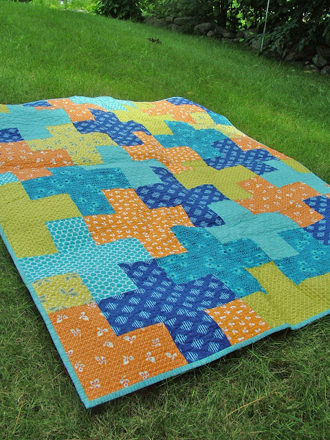 See Mary Quilt Plus Quilt