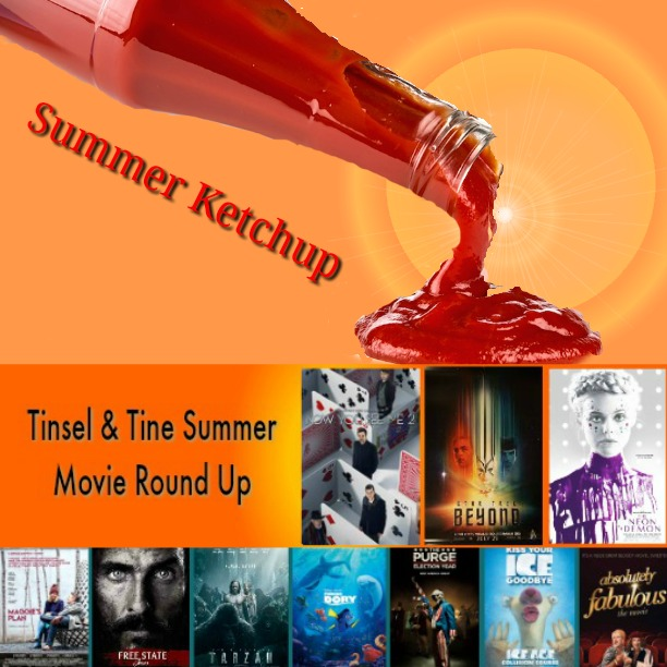 7 MiniReviews of Summer Movies