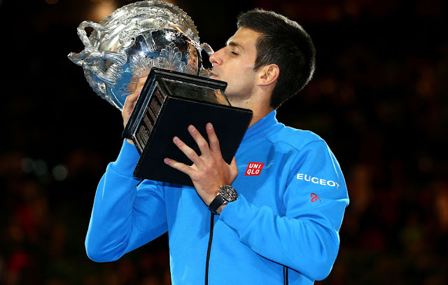 Australian Open 2016 Winners - Men's Singles