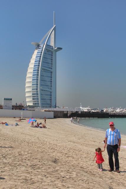 Vacaciones con niños en Dubai