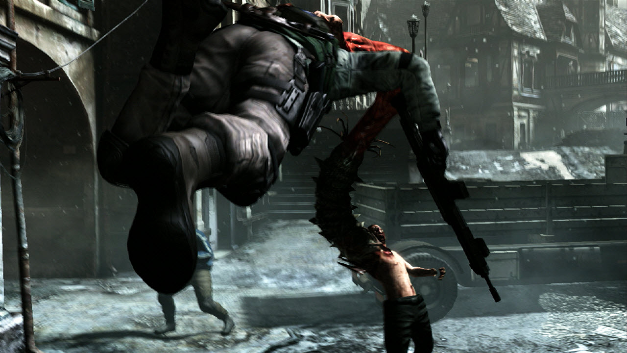How to beat ada wong puzzle resident evil 6