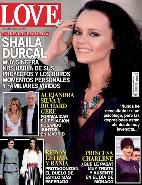 Singer, @ Shaila Durcal - Love Spain