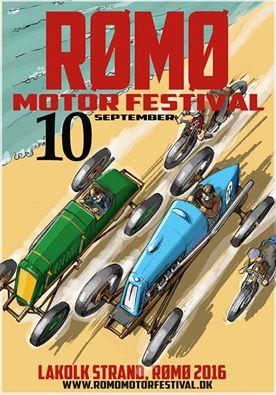 Römö Motor Festival 2016
