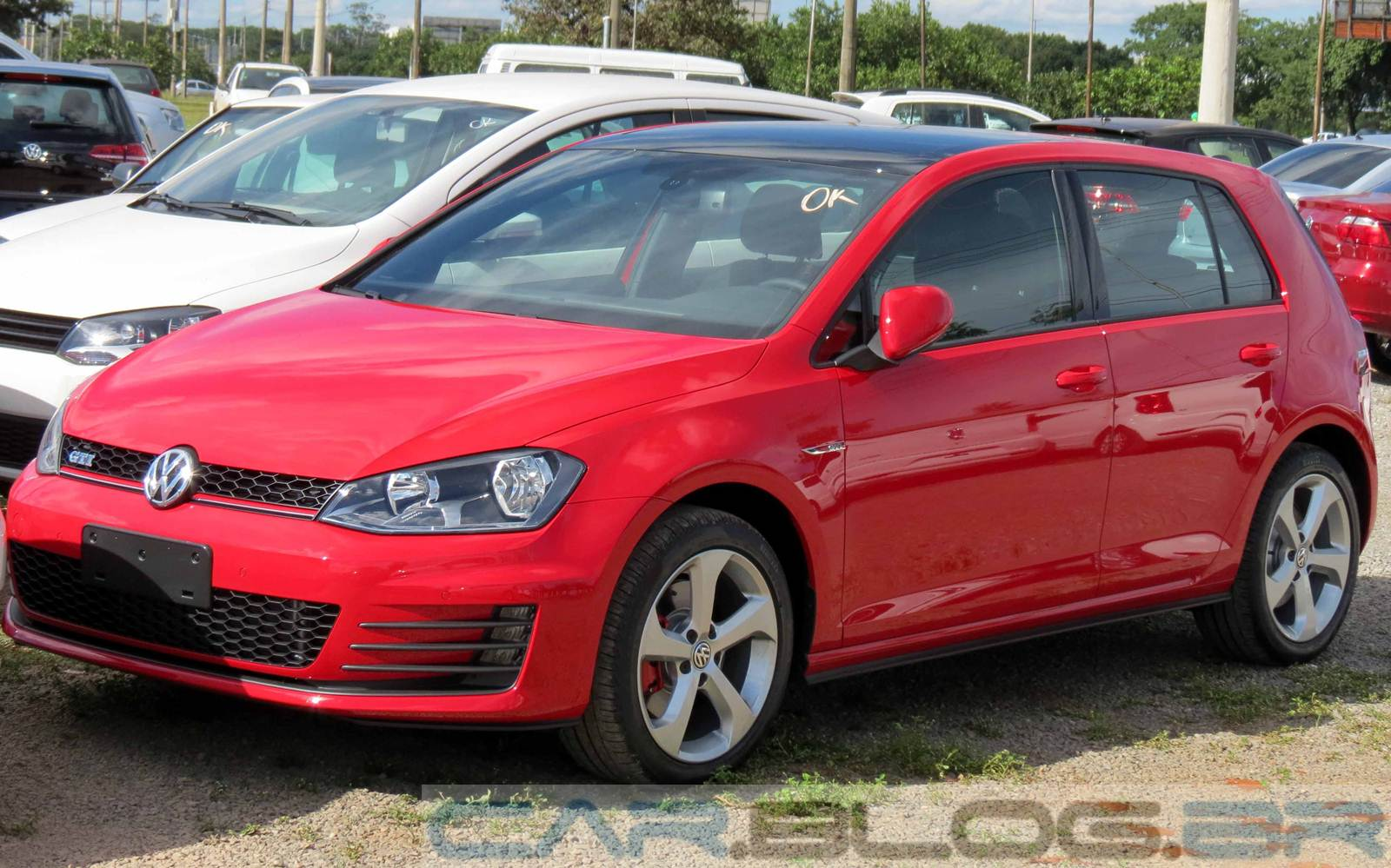 Novo VW Golf - vendas 2014