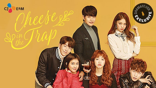"Drama Korea Terbaru : ""Cheese in the Trap"" (2016)"