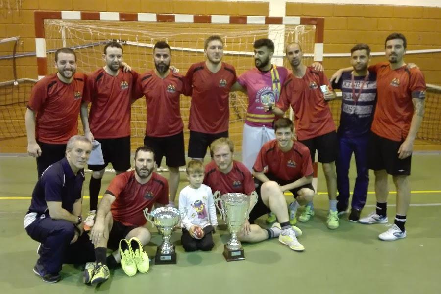 VENCEDOR da Taça Power Futsal 2016/17