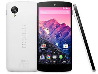 Harga dan Spesifikasi LG Nexus 5X Terbaru