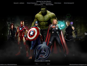 #6 Avengers Wallpaper