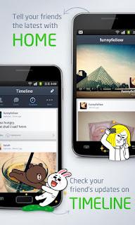 Instalar Line (Linea) en tu tablet Android, line android, que es line android
