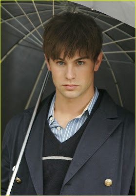 CHACE CRAFORD LAYER HAIR