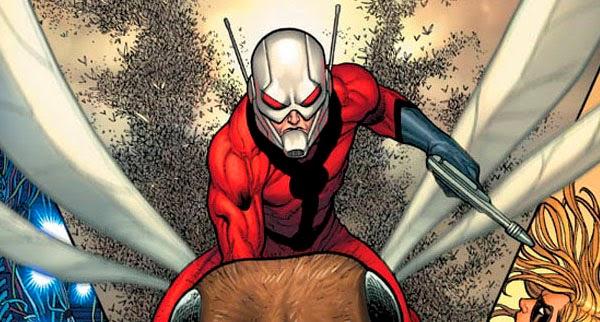 Ant-Man Scot Lang