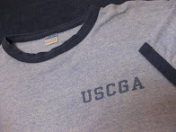 70's Champion              「U.S.COAST GUARD ACADEMY」               MILITARY PRINTED Tee SHIRTS