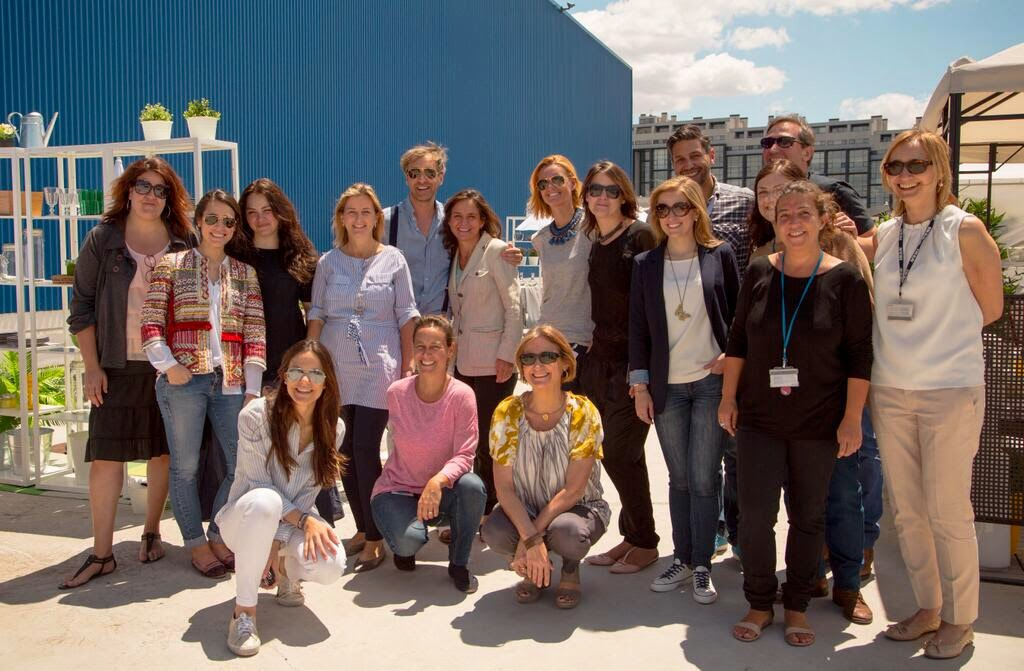 Bloguers en Ikea decora la primavera