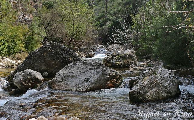 Río-Borosa-Cazorla-Jaén