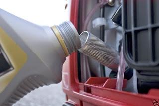 Cara Mengganti Oli Generator Portable