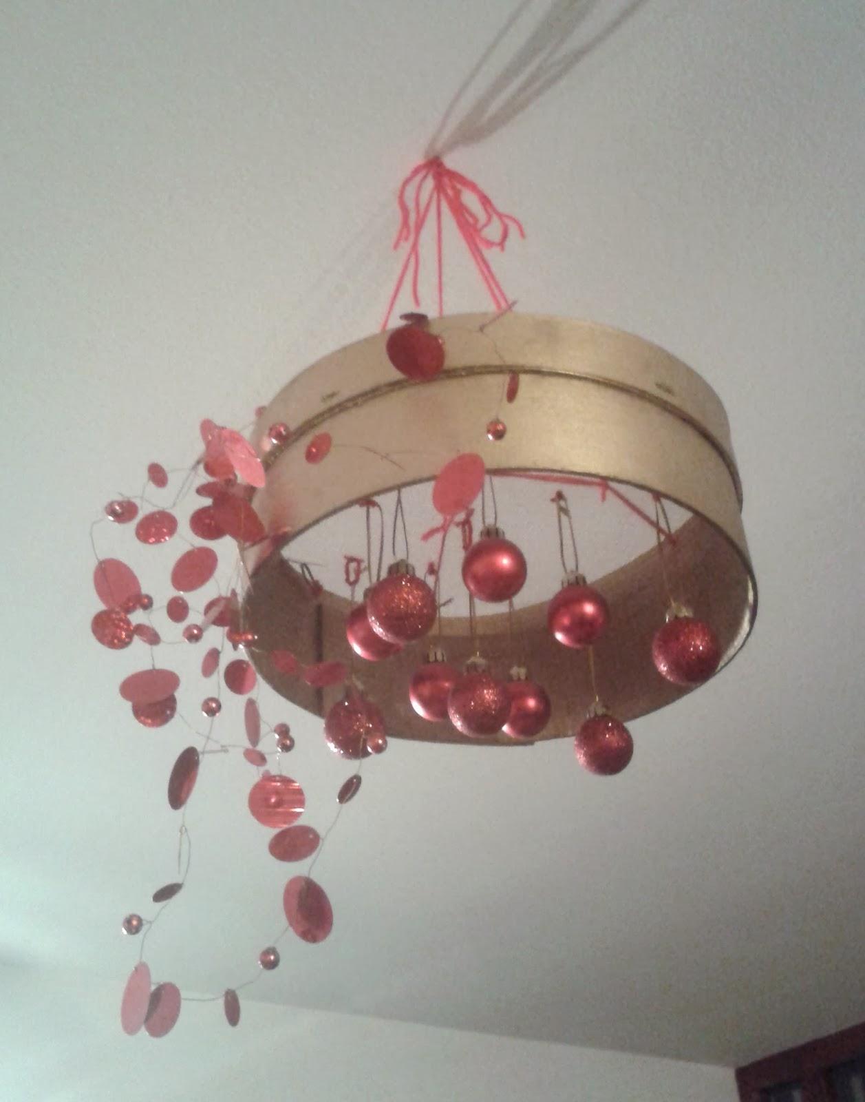 Decori Da Soffitto: Tutorial decorazione con un foglio di carta facile diy.