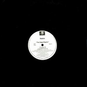 Rakim – The Saga Begins (VLS) (1997) (320 kbps)
