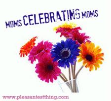 Moms Celebrating Moms