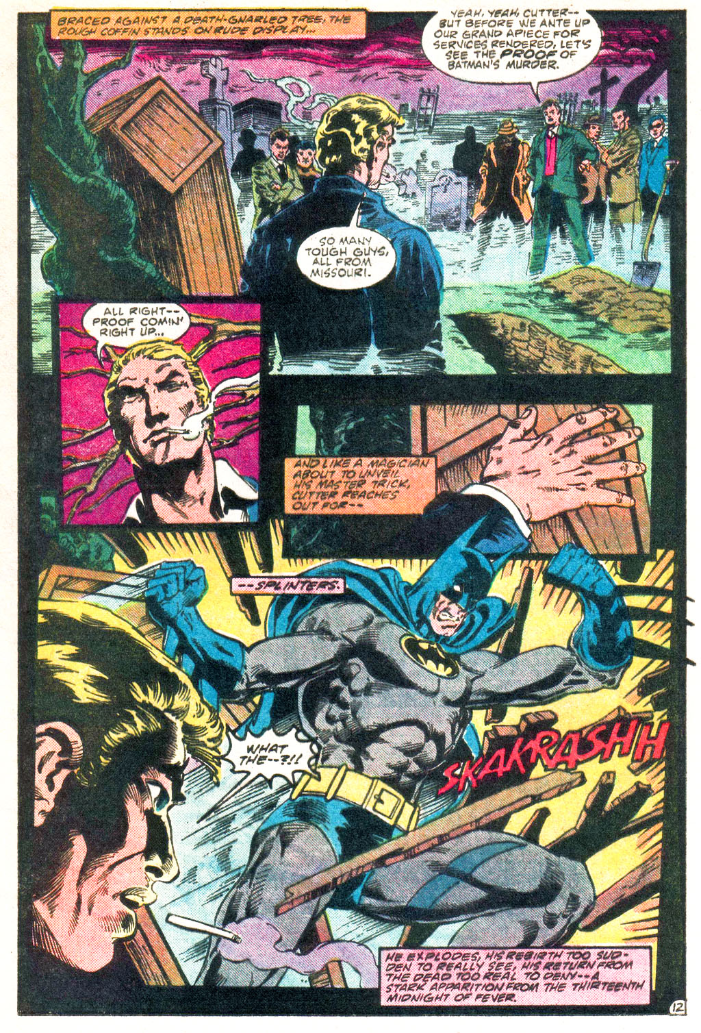 Detective Comics (1937) Issue #552 Page 14