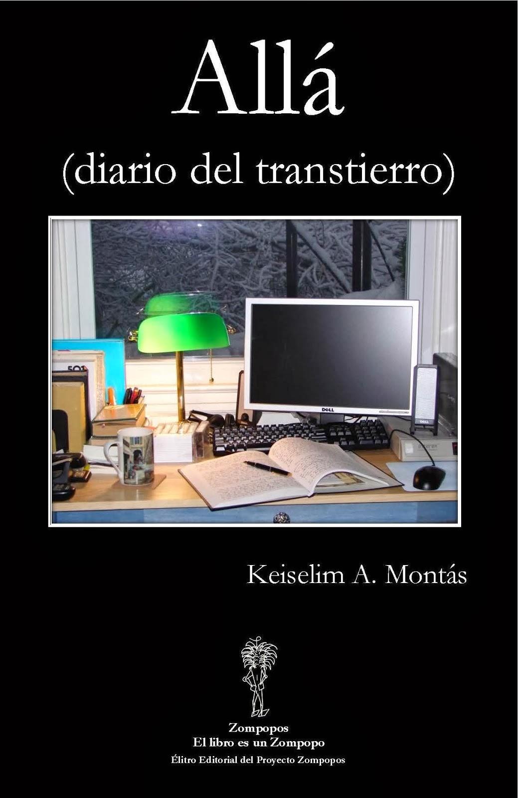 Allá (diario del transtierro) -Poemas- EN FORMATO DIGITAL