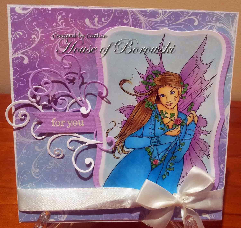 Fitztown, MorganFaeWorld Fairy Fae