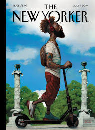 New Yorker Cover  July 2019