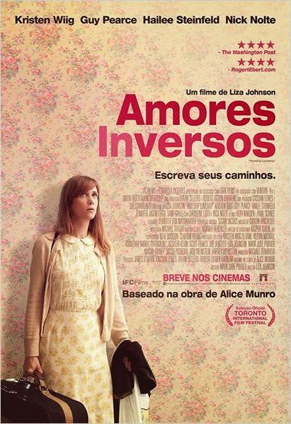 """Poster do filme """"Amores Inversos"""""""