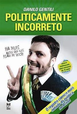 Danilo Gentili - Politicamente Incorreto - DVDRip