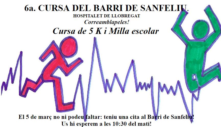 Cursa Barri San Feliu'17 (05.03.17)