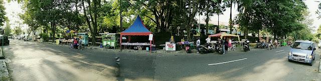 Pasar Takjil Jalam PJKA Denggung