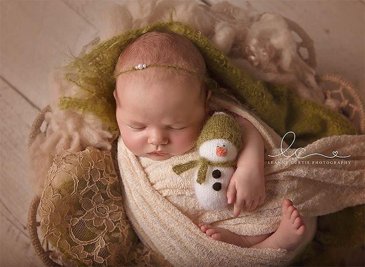 Рождественские малыши (20 фото)