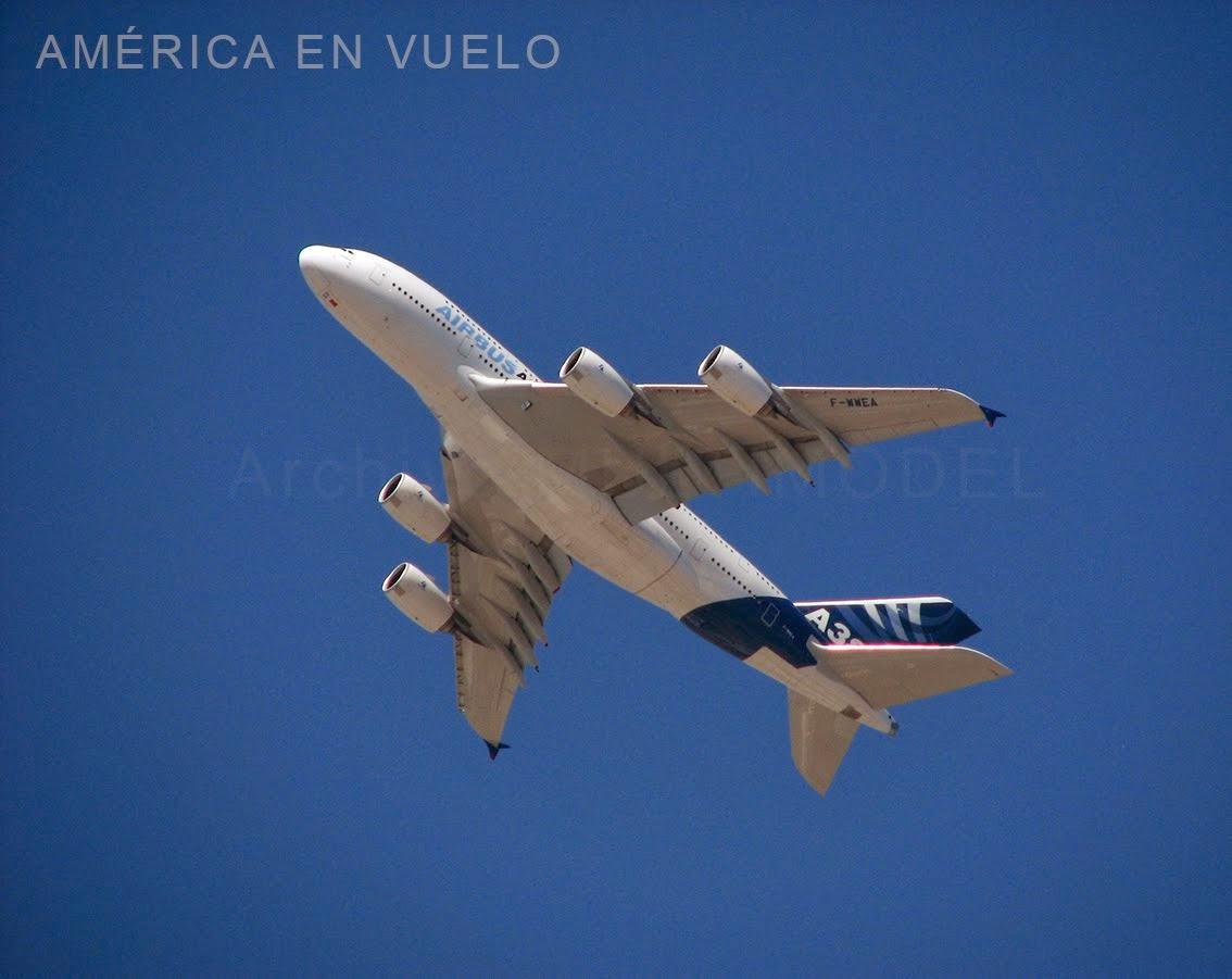 A380 - FIDAE 2008