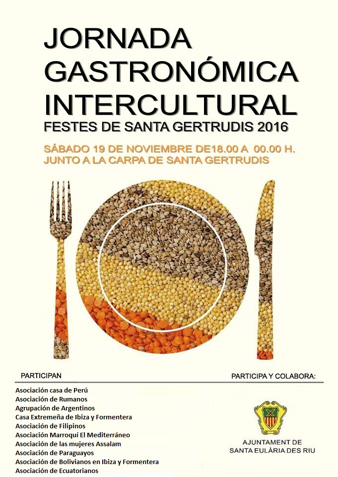 Jornada Gastronómica Intercultural