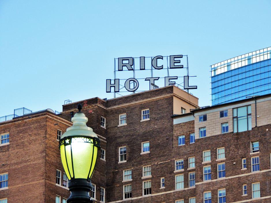 Rice Hotel Downtown Houston