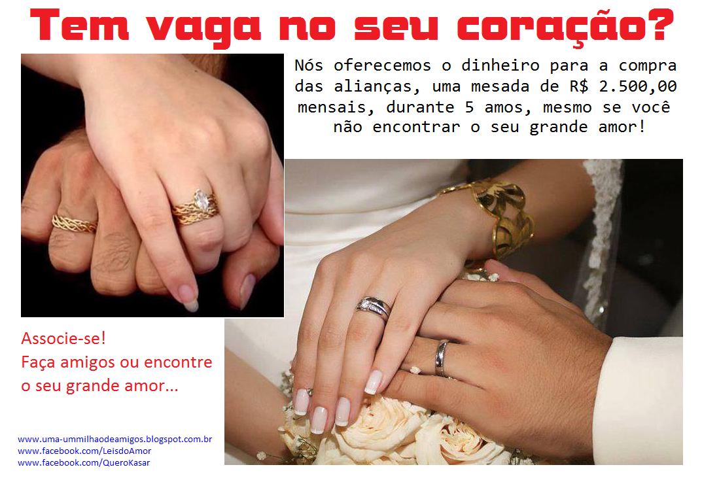 http://www.facebook.com/QueroKasar