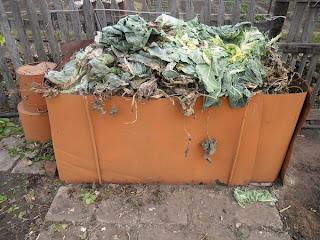 Ящик для компоста