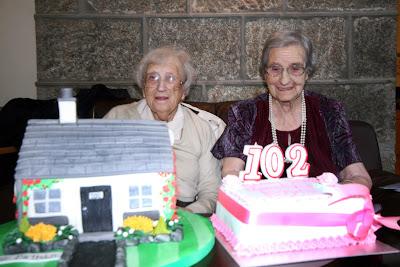 World's Oldest Twins