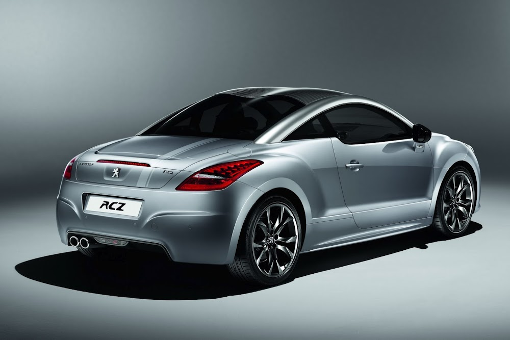 Peugeot RCZ Onyx Limited Edition